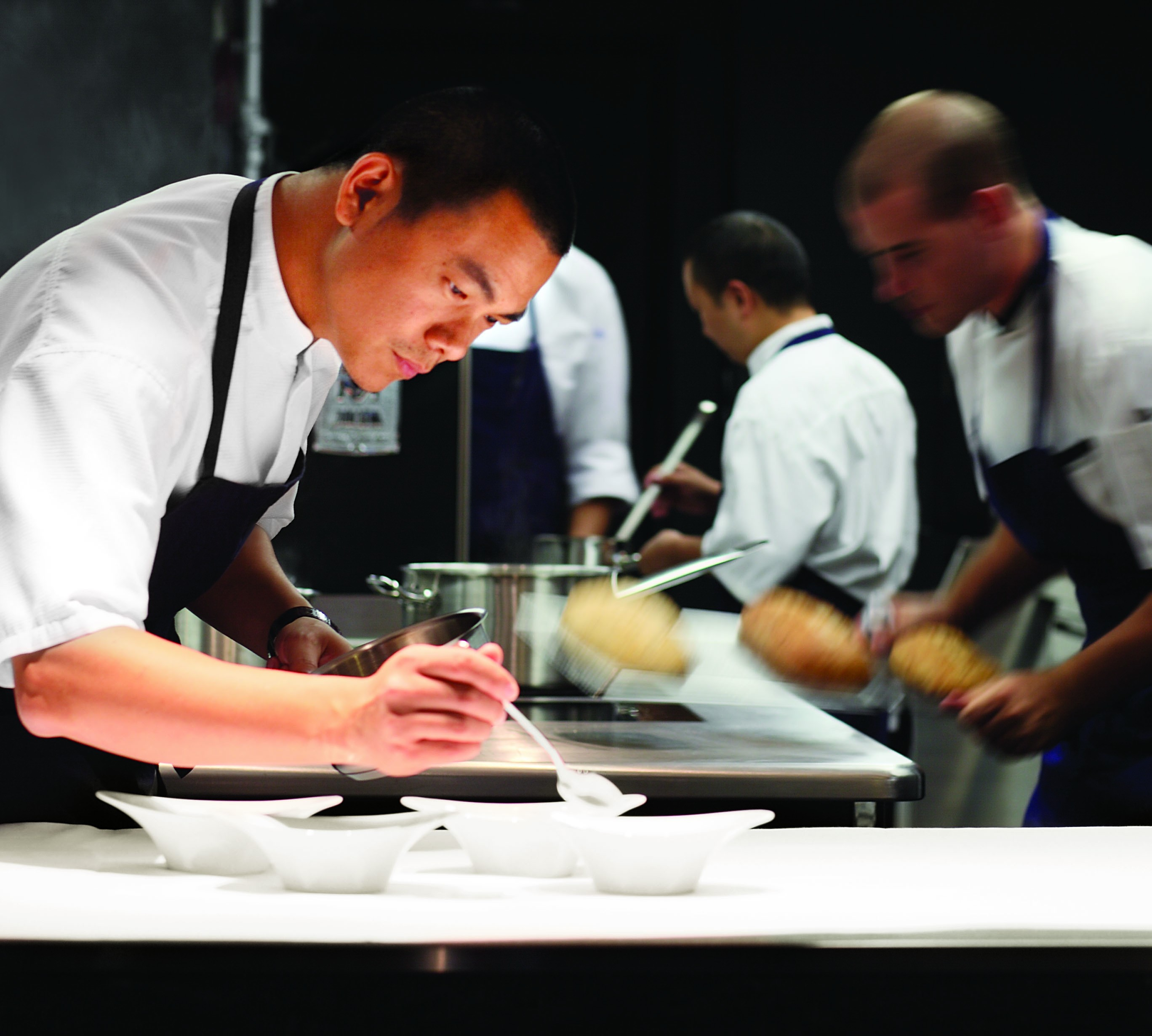 Foodcations with annalisa burgos the split personalities of chef andre chiang - Chef cucine catanzaro ...