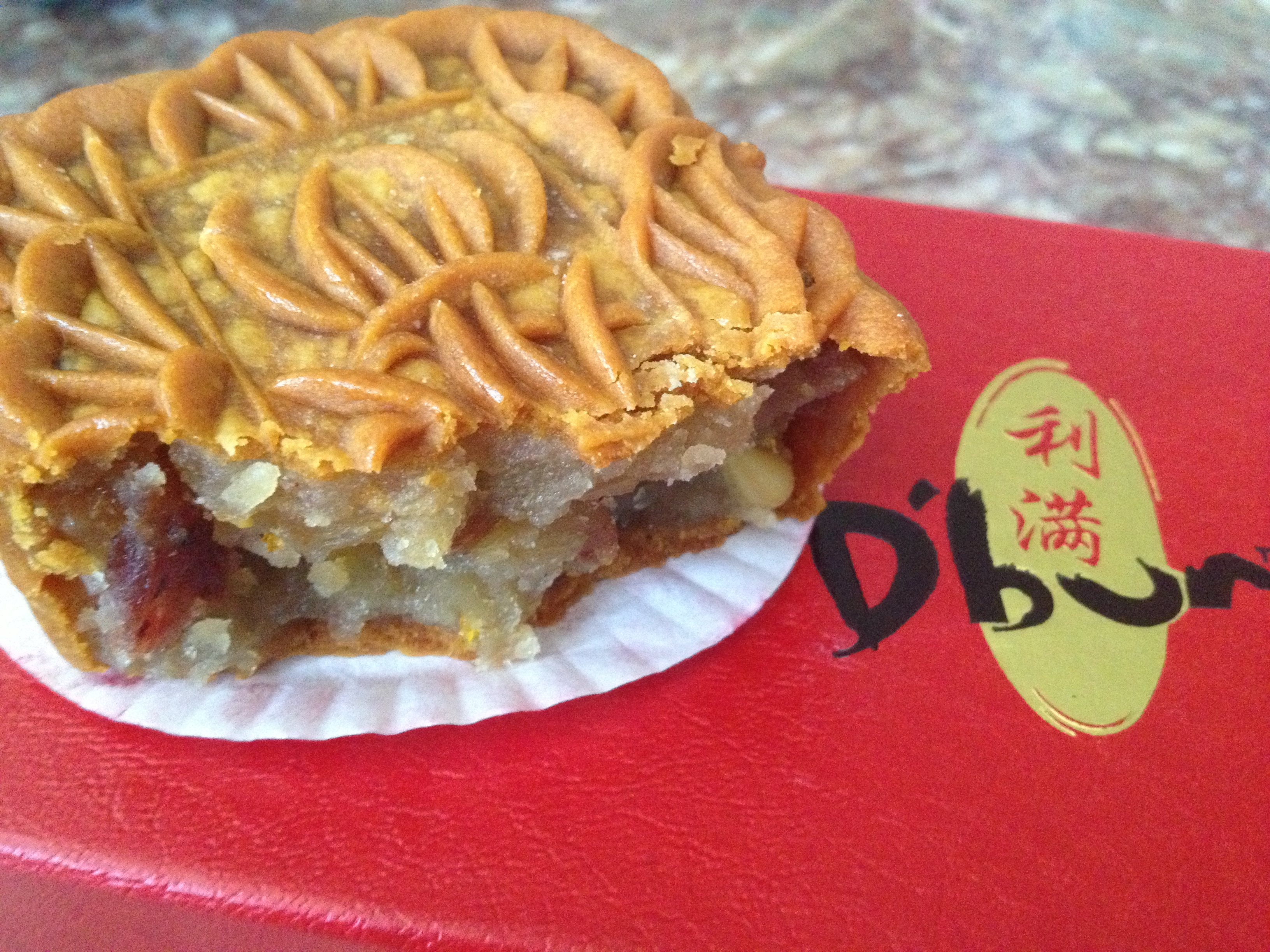 Mooncakes for Mid-Autumn Festival from D'Bun in Singapore